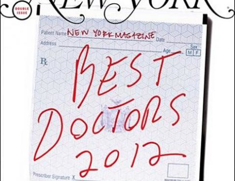 New York Magazine Best Doctors 2015